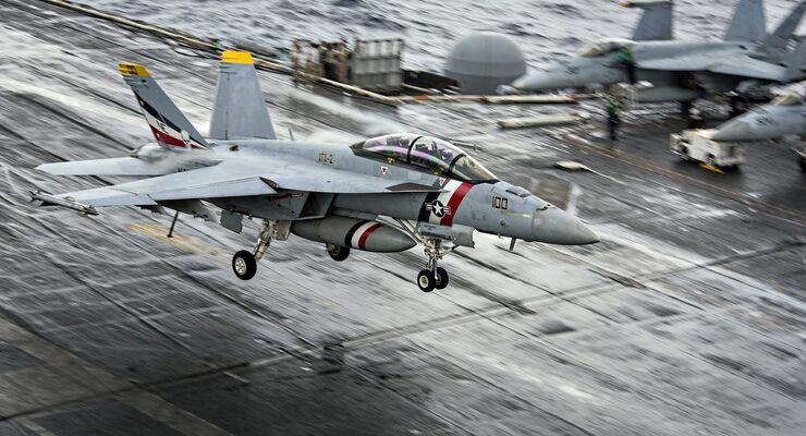 Carrier air ops