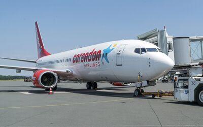 Corendon gehört zu den Türkei-Airlines in Paderborn-Lippstadt.