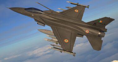 """Lockheed Martin """"F-21"""" alias F-16 für Indien"""