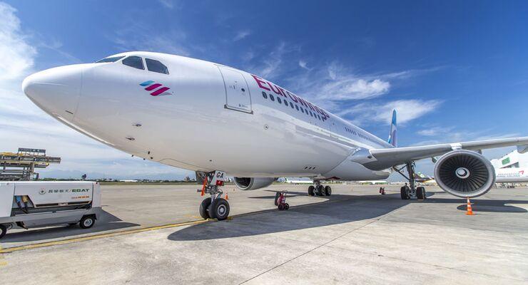 Eurwowings Fliegt A330 Und 767 Nach Palma De Mallorca Flug Revue