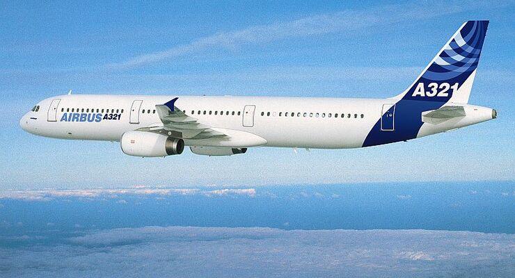 Airbus A321 - FLUG REVUE