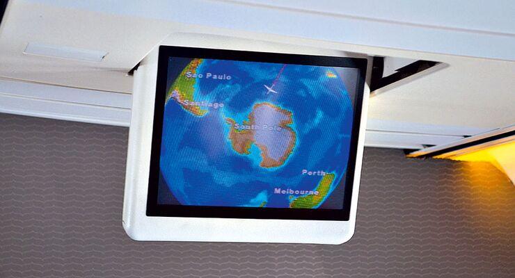 Boeing 737 in der Antarktis - FLUG REVUE