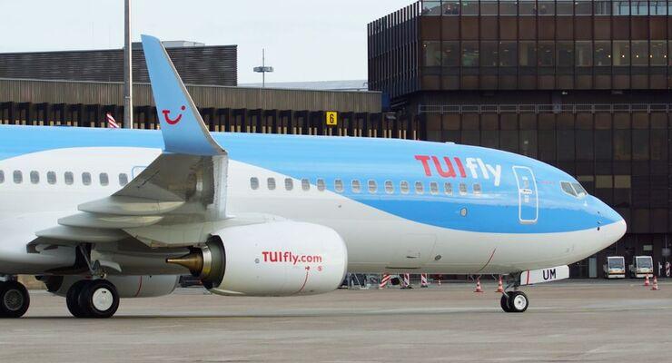 Im Sommerflugplan 2019 Wächst Die Flotte Von Tui Von 36 Auf 39 Jets