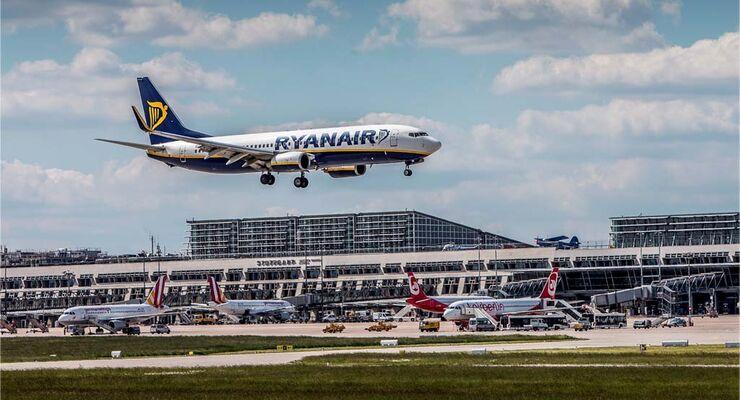 Ryanair Nimmt München Ins Programm Flug Revue